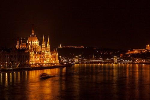 Los paseos más románticos por el Danubio