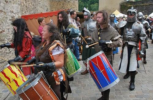 festival medieval vianden