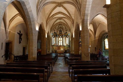 iglesia estaing