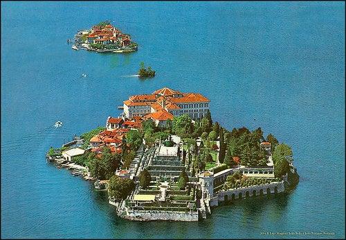 La Isola Bella, la isla más bonita de Italia
