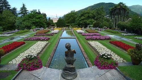 El jardín más bello del mundo, Villa Taranto en Italia