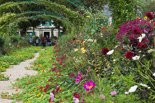 jardines de monet 2