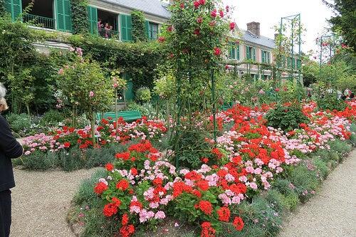 La impresionante casa de Monet y la ciudad de Giverny