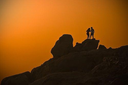 puesta de sol fuerteventura