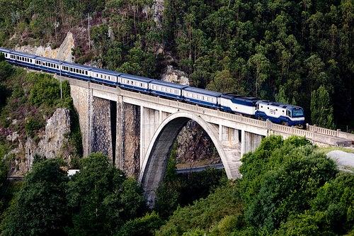 Los viajes en tren más espectaculares de Europa