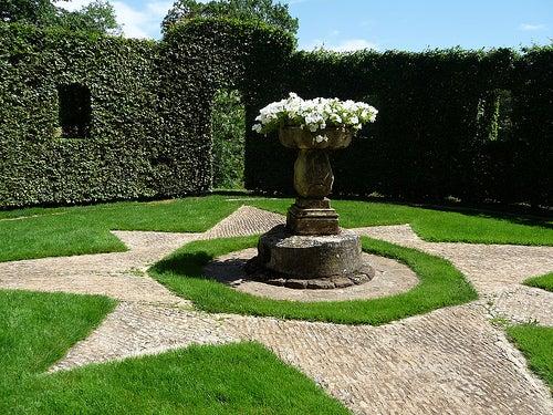 Jardines sencillos y bonitos los jardines pequeos tiene - Jardines sencillos ...