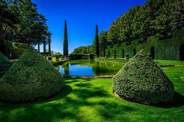 Los jardines de manoir de eyrignac los m s bonitos for Los jardines de la cartuja
