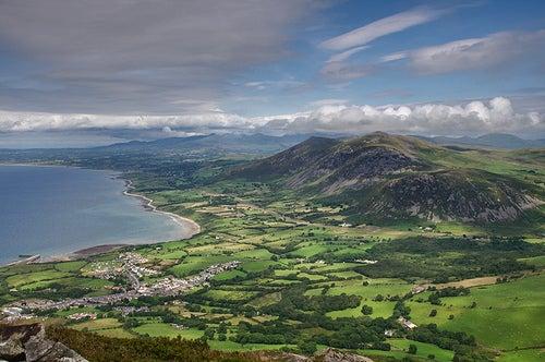 Déjate atrapar por el encanto de Gales