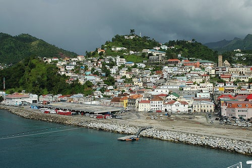 Visitemos la isla Granada en el Caribe