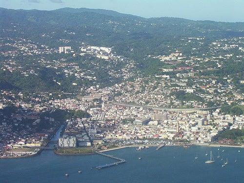 Martinica es una isla de ensueño