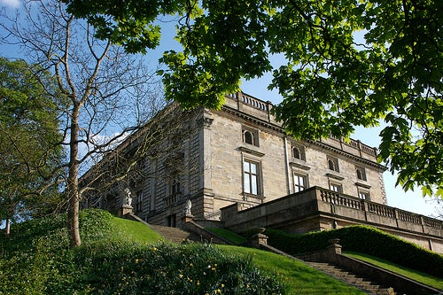Nottingham Castle and Grounds