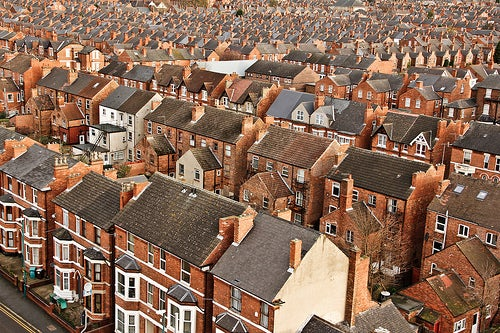 La ciudad de Nottingham, un lugar lleno de historia