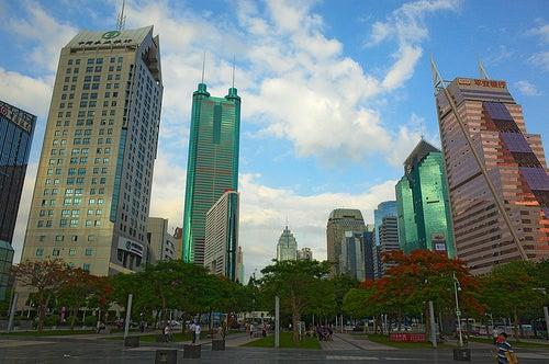Visitemos Shenzhen la capital de la tecnología en China