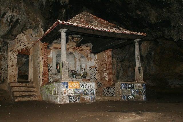 capilla santa margarita
