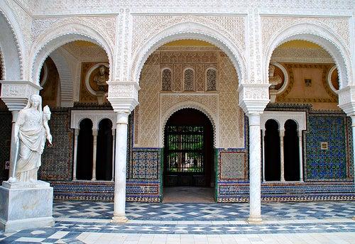 La casa de Pilatos en Sevilla, un idílico palacio español