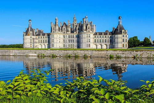 El castillo de Chambord en Francia, maravilla del Renacimiento