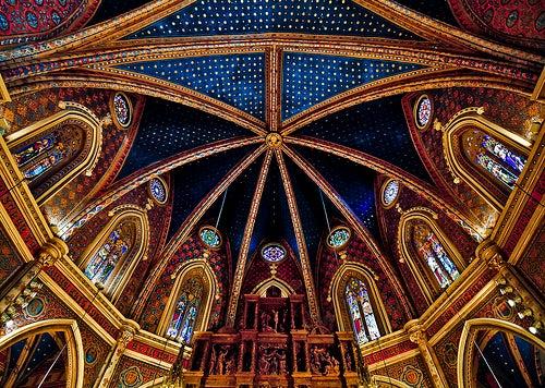 cupula iglesia de san pedro