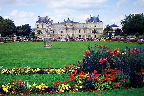 Los románticos parques y jardines de París