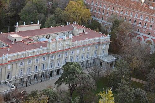 El majestuoso palacio de Liria en Madrid, el palacio de los tesoros