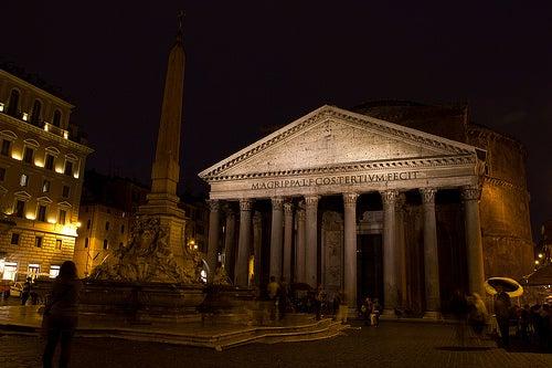 IMG_4624 | Pante—n de Agripa | Rome