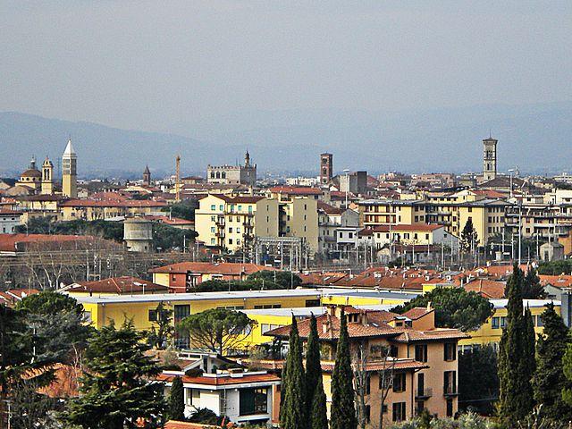 Prato en la Toscana, una ciudad bella y monumental