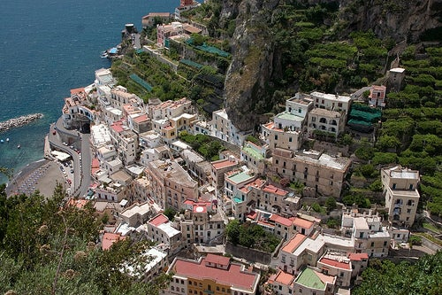 Ravello en la costa italiana, un lugar mágico con las vistas más bellas del mundo