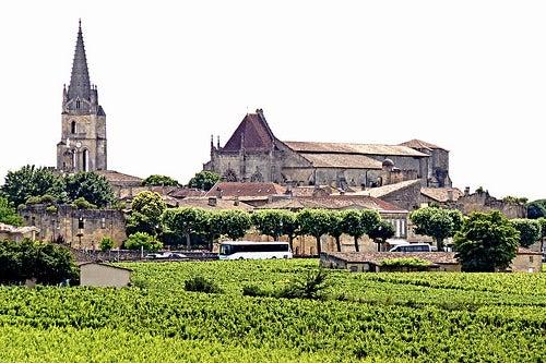 Saint-Émilion en Francia, algo más que sus famosos vinos