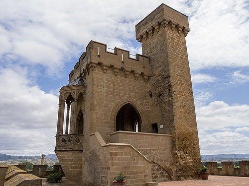 torre de los cuatro vientos