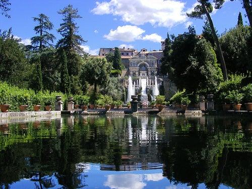 Villa d´Este en Italia, los jardines más grandiosos del mundo