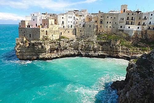 Bari en Italia, una ciudad muy especial. Parte 1