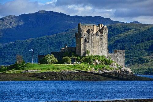 Los castillos de Escocia. Parte 1