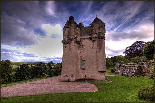 Castillos de Escocia 4
