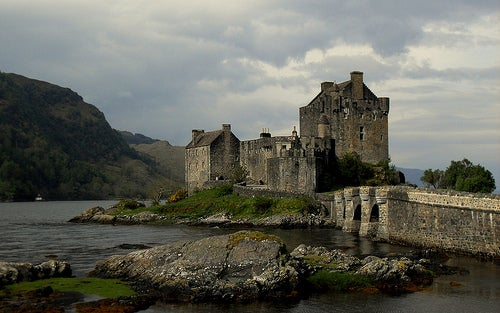 Castillos de Escocia 5