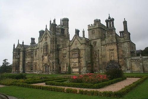 Los impresionantes castillos de Gales. Parte 1