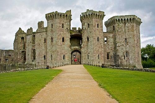 Los impresionantes castillos de Gales. Parte 2