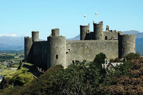 Castillos de Gales 2