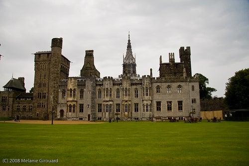 Castillos de Gales 4
