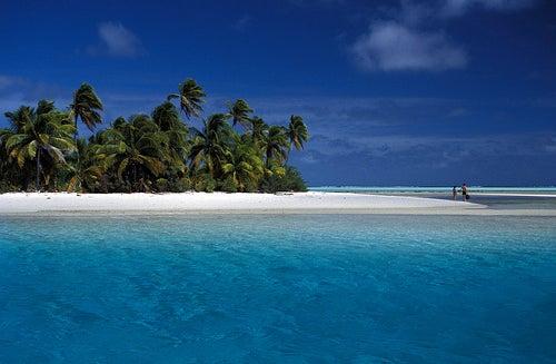 Las paradisíacas Islas Cook