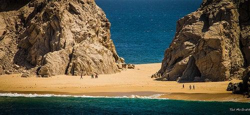 Las increíbles playas de los Cabos de México
