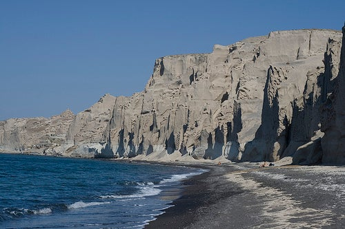 Playas de Santorini 2
