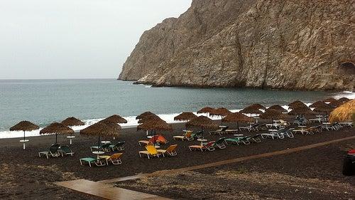 Playas de Santorini 5