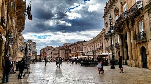 Siracusa en Italia, la ciudad donde la historia sigue viva