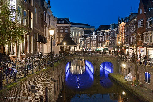 La ciudad de Utrecht, una gema del Reino de los Países Bajos