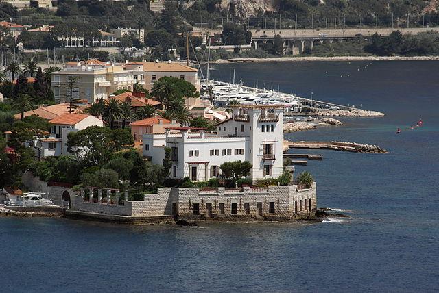Villa Kérylos todo un templo griego en la Costa Azul de Francia