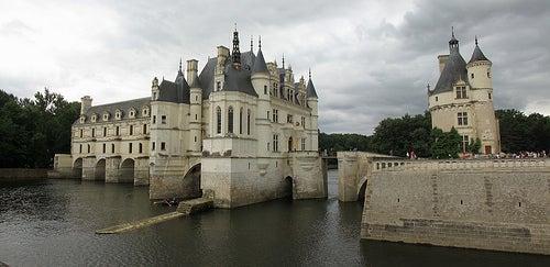 castillo de Chenonceau 3
