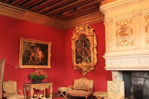 castillo de Chenonceau 5