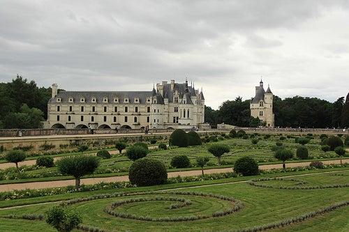 """El castillo de Chenonceau en Francia, """"el castillo de las Mujeres"""""""