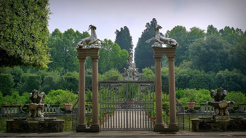 jardin boboli 3