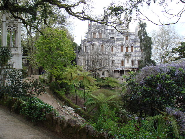 El enigmático y misterioso Palacio de la Quinta da Regaleira en Portugal