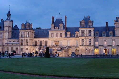 palacio de Fontainebleau 2